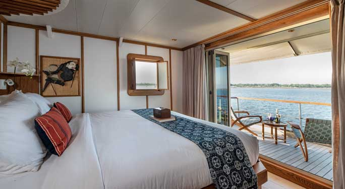 Guest Staterooms (8 units)