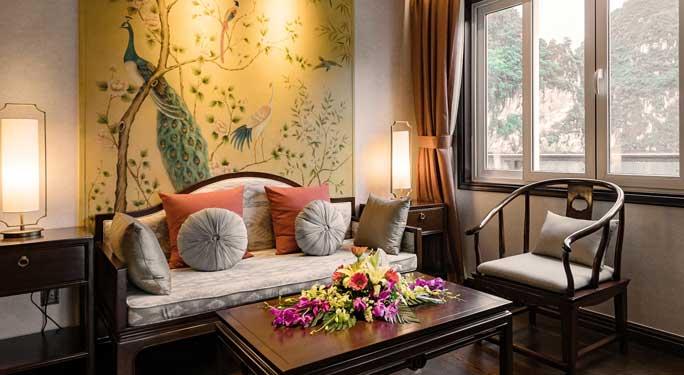 Regent Suites (2 units)