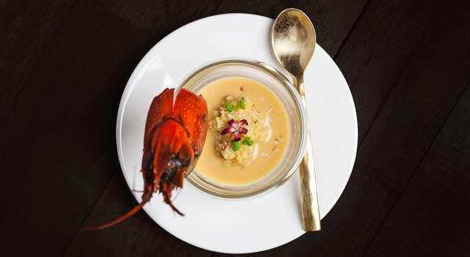 Nusa Gastronomy