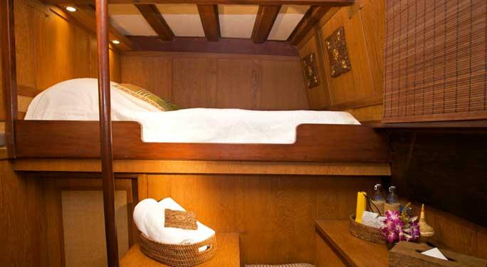 Cabins (6 units)