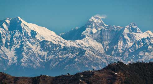 Soulitude in the Himalayas highlight