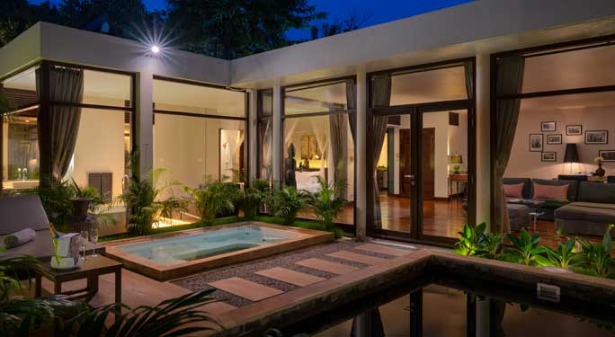 The Residence Pool Villa (1 unit)