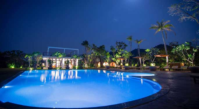 Samanea Beach Resort highlight
