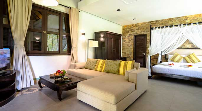 Connecting Suite Villa