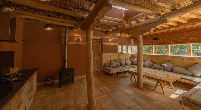 Chulli Bagh Villas (3 units)