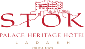 Stok Palace Heritage Hotel Logo