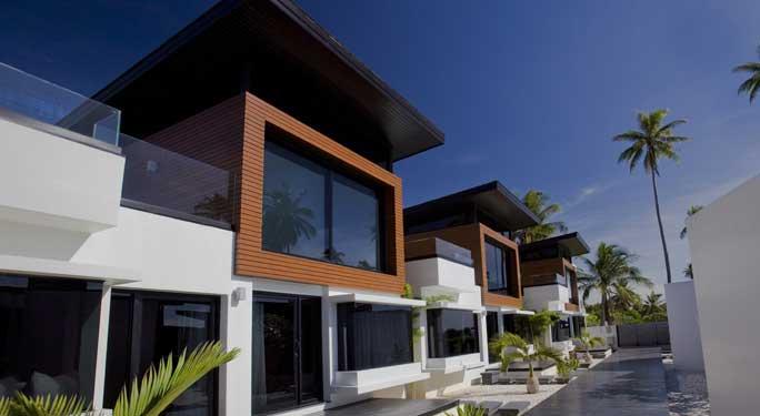 Family Villa (4 units)
