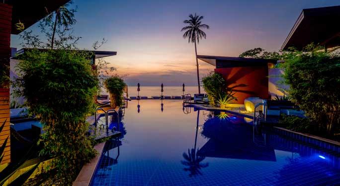 Poolside Villa (6 units)