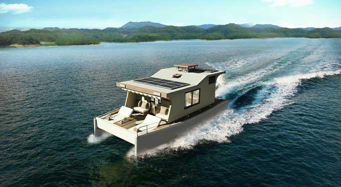 Nyaman Catamaran ( 1 unit)