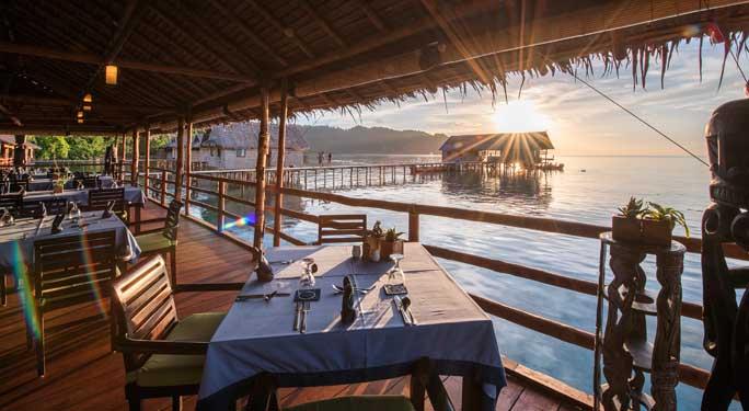 Papua Paradise Eco Resort highlight