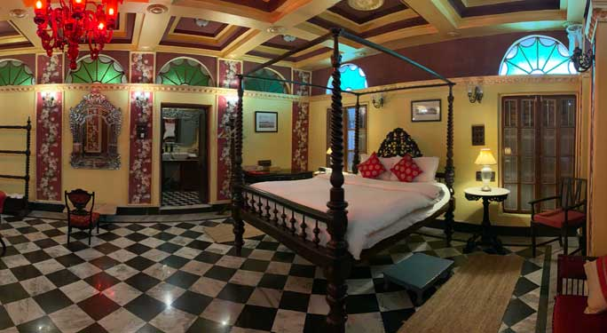 Maharaja Heritage Suites (3 units)