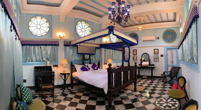 Royal Heritage Suites (6 units)