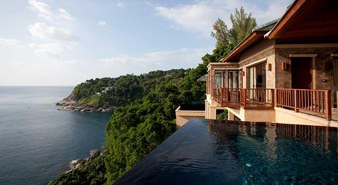 Cliff Pool Villas (7 units)