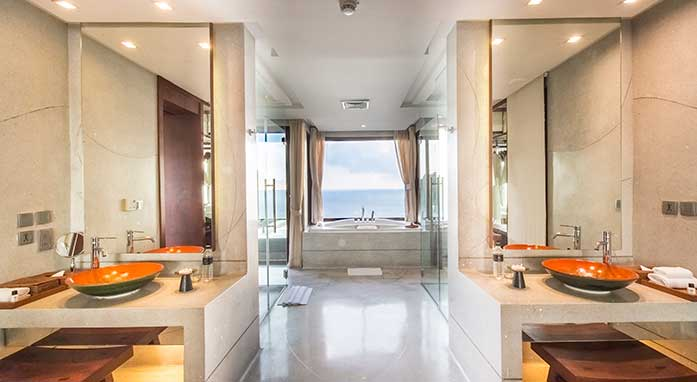 Ocean Pool Suites (18 units)