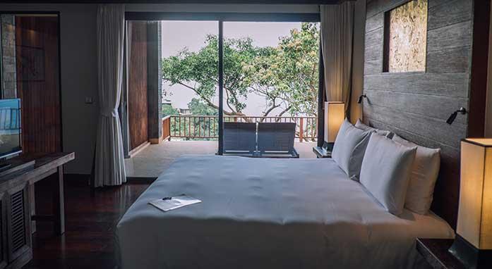 Two Bedroom Ocean Pool Suite (6 units)