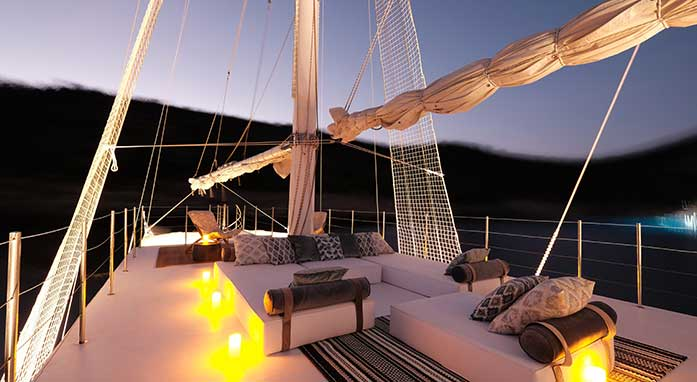 Alexa J Private Cruises highlight