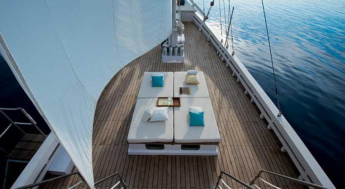 Alexa Private Cruises highlight
