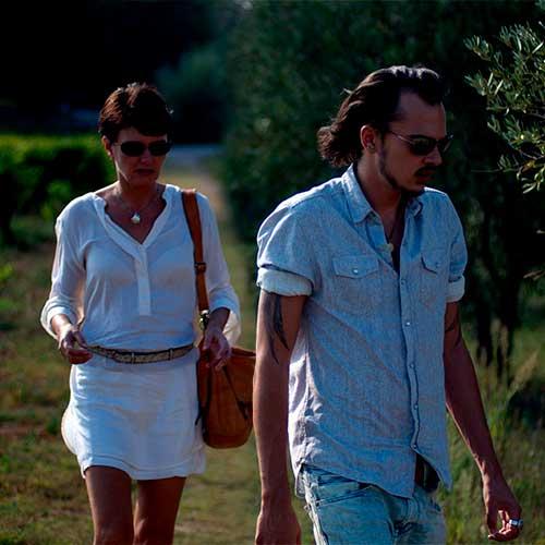 Veronika and Alexander
