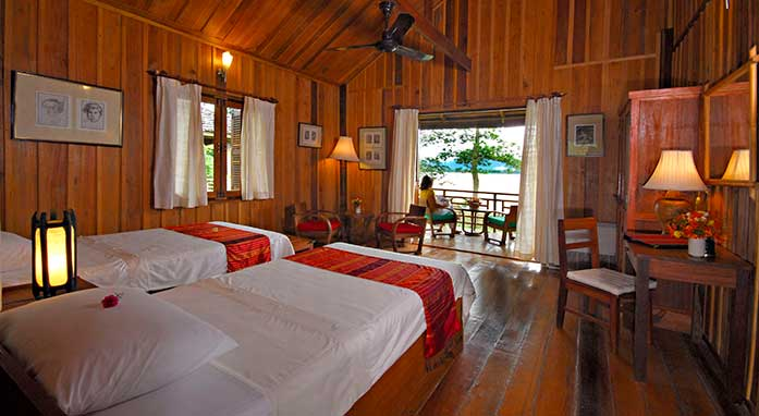 The Mekong View Bungalows (24 units)