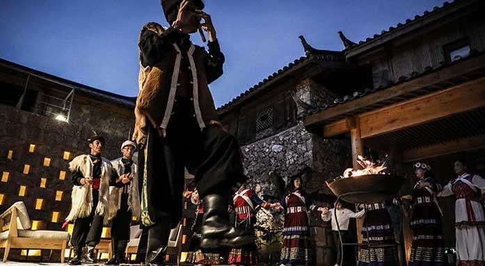Tsingpu Baisha Retreat highlight