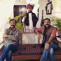 Bhanwar Sahebs' Veer Vinod Singh & Paramveer Singh Deora