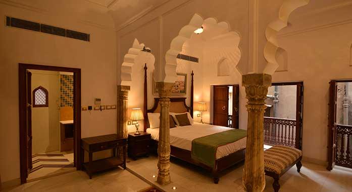 Diwan-E-Khas Room (6 units)