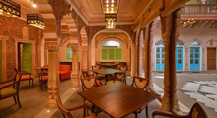 Haveli Dharampura highlight