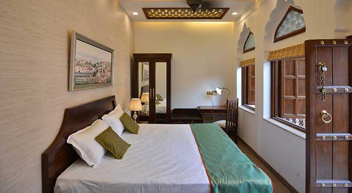 Jharokha Room (6 units)