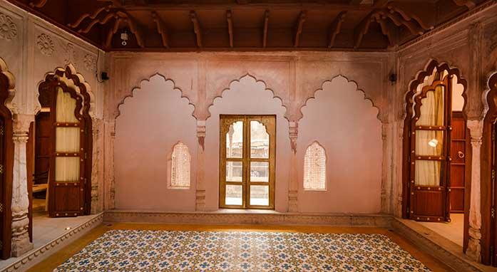 Shahjahan Suite (2 units)