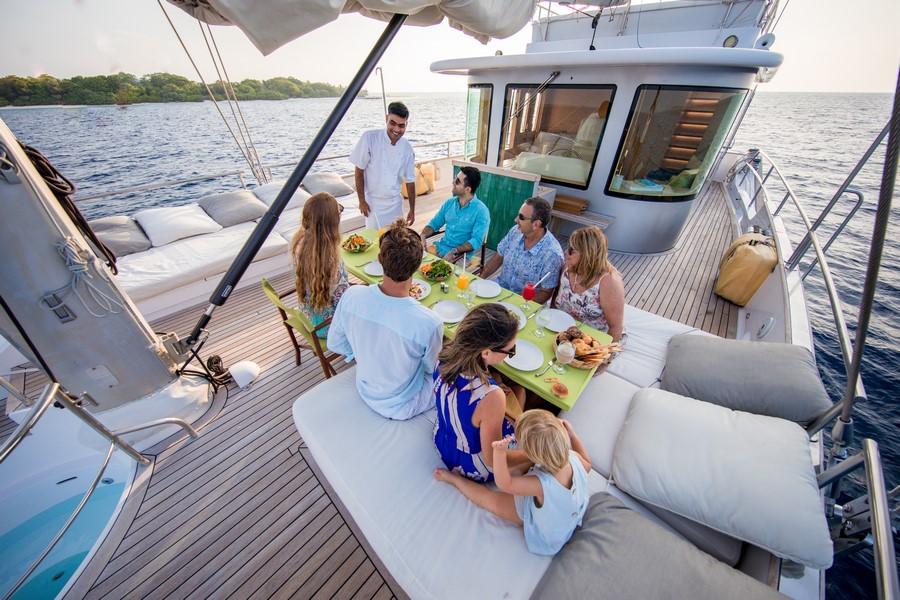 Soneva in Aqua Luxury Yacht in the Maldives | Secret Retreats